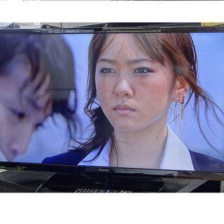 【恵庭】シャープ 液晶テレビ 2T-C32AE1 19年製 中古...