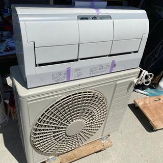 超お薦め品‼️凍結洗浄機能搭載‼️ 日立 ルームエアコン4.0k...