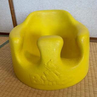 【ネット決済】バンボ Bumbo ベビーチェア 黄色