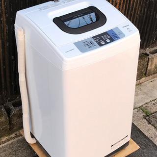 日立 5.0kg洗濯機 NW-50B
