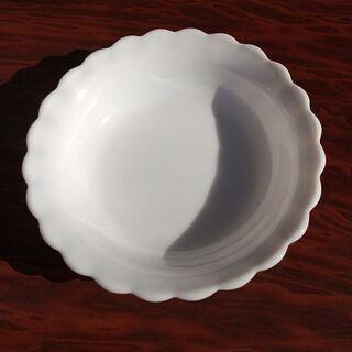 ★新品★真っ白小皿