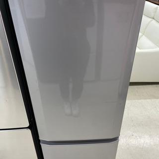 【商談中】GM438【クリーニング済】冷蔵庫 三菱 2018年製...