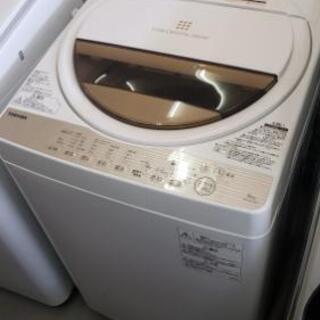 【6kg洗濯機】シンプルタイプ☆お安くお譲り!