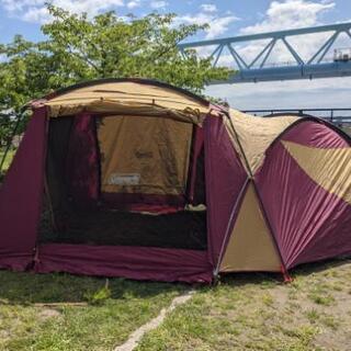 コールマン ラウンドスクリーン2ルーム テント