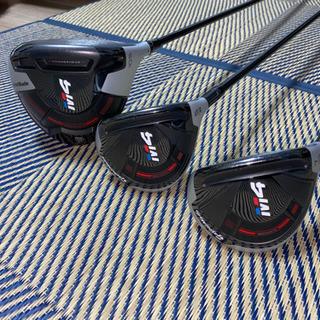 テーラーメイドゴルフ M4 ドライバー フェアウェイウッド 1W...