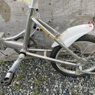折畳自転車  - 宇部市