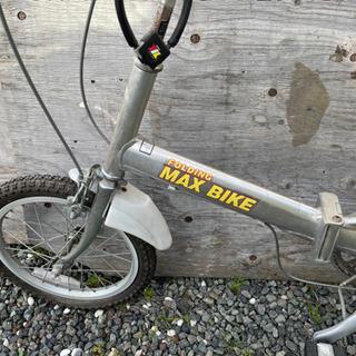 折畳自転車  − 山口県