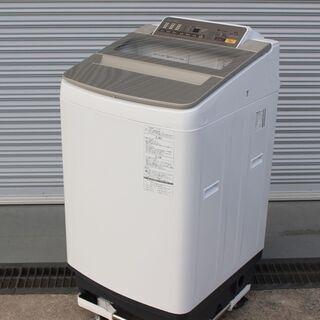 T744)★美品★Panasonic 全自動洗濯機 NA-FA1...