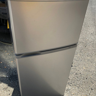 AQUA 冷凍冷蔵庫 109L 綺麗です!