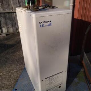 コロナ石油(灯油)小型給湯器UIB-LD30X 給湯のみ追…