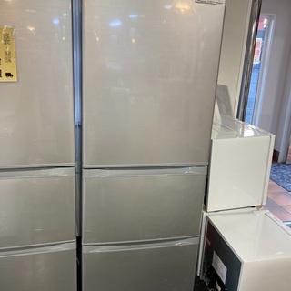 東芝 冷蔵庫363L GR-S36S  2020年製