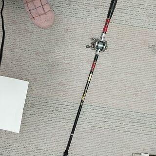 釣具  ロッド オリムピック、リール シマノ