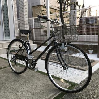 自転車 シティータイプ