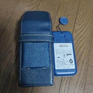 docomoのキッズ携帯カバーです。 - 西牟婁郡