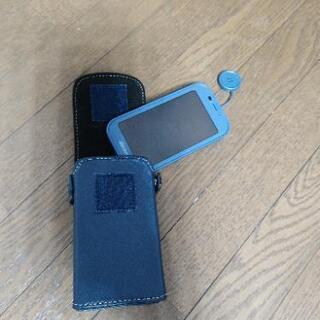 docomoのキッズ携帯カバーです。 - 携帯電話/スマホ