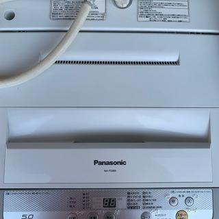 Panasonic 洗濯機 5キロ