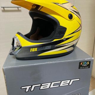 オフロードヘルメット キッズ  FOX