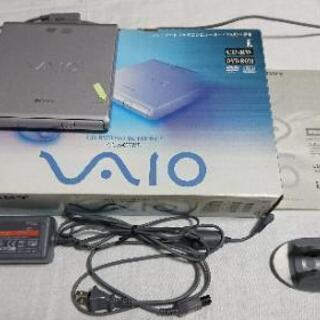SONY PCGA-CRWD1 CD-RW/DVD-ROM…