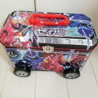 仮面ライダーセイバー おもちゃ箱