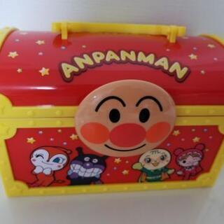 アンパンマン おもちゃ箱