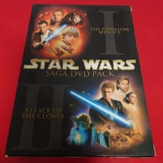 【値下げ可能です】🌟STAR WARS*DVD PACK*…