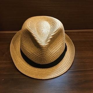 麦わら帽子  カンカン帽