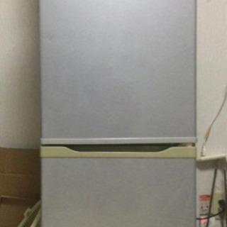 ツードア冷蔵庫  14日まで