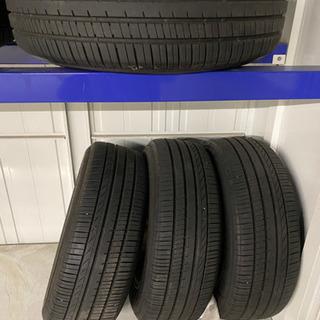 215/60R16 タイヤホイールセット