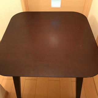ダイニングテーブル 80×80