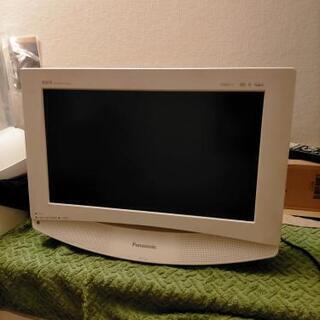 テレビ  17v型