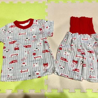 【新品未使用】幼児用パジャマ(80サイズ)