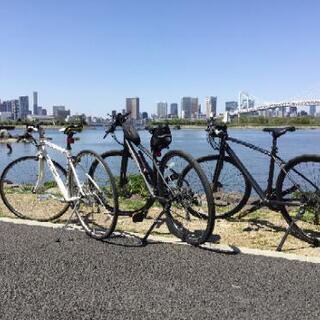 ゆる~くサイクリングできる仲間が欲しいです!