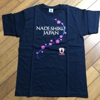 【新品未使用】なでしこジャパンTシャツ