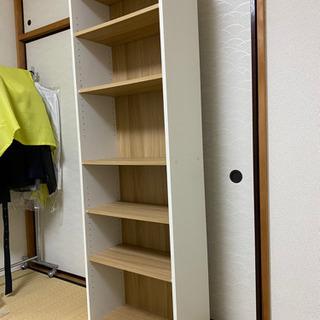 【引取中】本棚・雑物収納