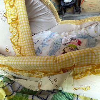 ベビーカゴ  新生児用 赤ちゃん用品