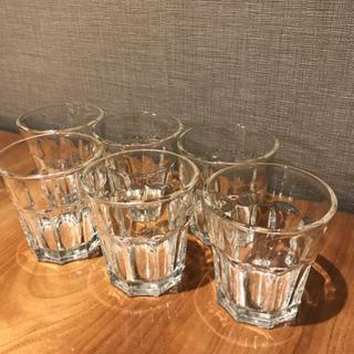 IKEA グラス 6個セット