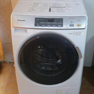 パナソニックドラム式洗濯機NA-VD120L中古品動作保証