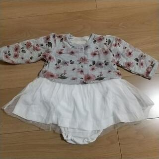 70センチ ベビー服(女児)