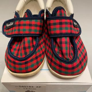 ファミリア 靴 13.5