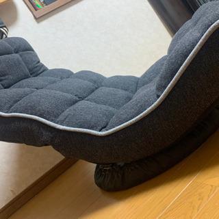 ニトリのリクライニング回転座椅子