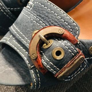 未使用 ZARA ハイヒール サイズ40 - 靴/バッグ