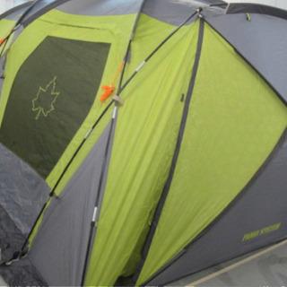 【商談中】LOGOS ロゴス テント キャンプ ドゥーブル540...