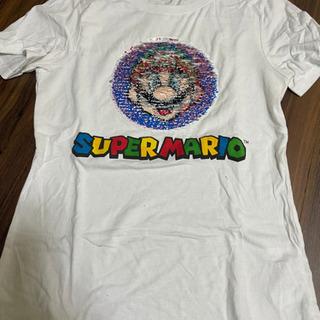 マリオTシャツ130