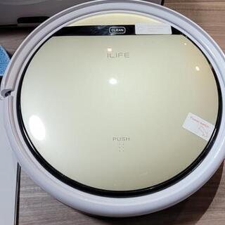 【美品】ILIFE アイライフ ロボット掃除機