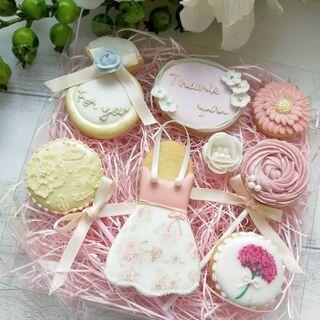 【募集】母の日 フラワーアイシングクッキー 1dayレッスン