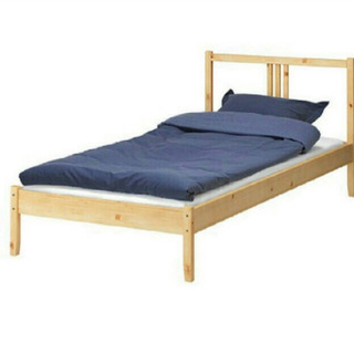 IKEA シングルベッド フレームのみ