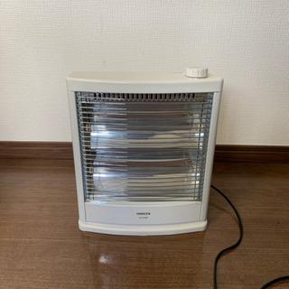【お引き取り限定】電気ヒーター 山善