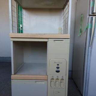 差し上げます。説明お読みください エムケー精工 キッチン収納庫型...