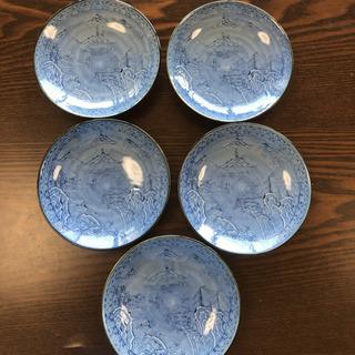 鉄三郎窯 美品小皿 5枚セット