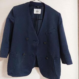 小学校・標準服・上着(紺)